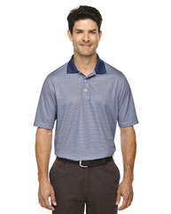 Extreme Men's Eperformance™ Launch Snag Protection Striped Polo