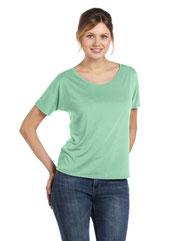 Bella + Canvas Ladies' Slouchy T-Shirt 8816