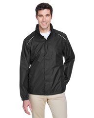 Core 365 Men's Climate Seam-Sealed Lightweight Variegated Ripstop Jacket 88185