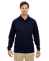 Core 365 Men's Tall Pinnacle Performance Long-Sleeve Piqué Polo 88192T