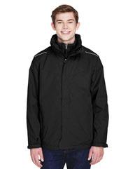 Core 365 Men's Region 3-in-1 Jacket with Fleece Liner 88205