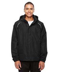 Core 365 Men's Tall Profile Fleece-Lined All-Season Jacket 88224T