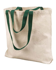 Liberty Bags Marianne Cotton Canvas Tote 8868