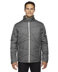 North End Men's Avant Tech Mélange Insulated Jacket with Heat Reflect Technology 88698