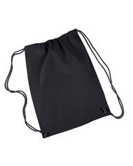 Liberty Bags Cotton Drawstring Backpack 8875