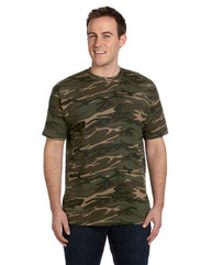 Anvil Midweight Camouflage T-Shirt