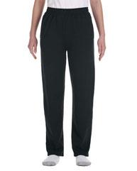 Jerzees Youth 8 oz. NuBlend® Open-Bottom Fleece Sweatpants 974Y