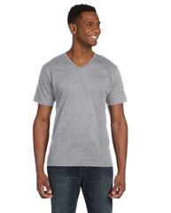 Anvil Adult Lightweight V-Neck T-Shirt 982