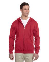 Jerzees Adult 8 oz. NuBlend® Fleece Full-Zip Hood