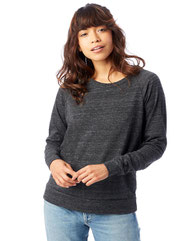 Alternative Ladies' Slouchy Eco-Jersey™ Pullover AA1990