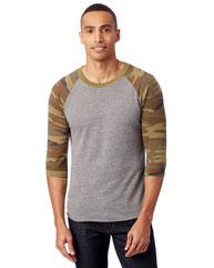 Alternative Unisex Baseball Eco-Jersey™ T-Shirt AA2089