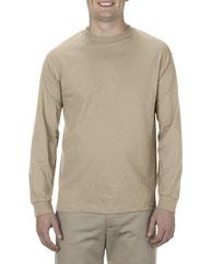 Alstyle Adult 6.0 oz., 100% Cotton Long-Sleeve T-Shirt AL1304