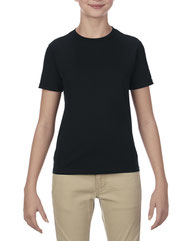 Alstyle Youth 4.3 oz., Ringspun Cotton T-Shirt AL5081