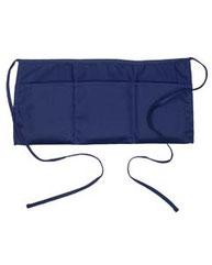 """Big Accessories Three-Pocket 10"""" Waist Apron APR50"""