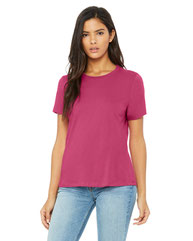 Bella + Canvas Ladies' Relaxed Jersey Short-Sleeve T-Shirt B6400