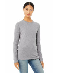 Bella + Canvas Ladies' Jersey Long-Sleeve T-Shirt B6500