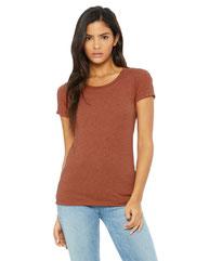 Bella + Canvas Ladies' Triblend Short-Sleeve T-Shirt B8413