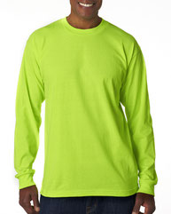 Bayside Adult Long-Sleeve T-Shirt BA1715