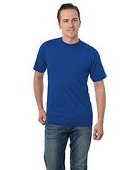 Bayside Adult 6.1 oz., Cotton Pocket T-Shirt BA3015