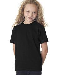 Bayside Youth 6.1 oz., 100 % Cotton T-Shirt BA4100