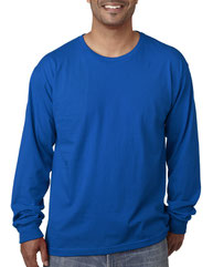Bayside Adult Long-Sleeve T-Shirt BA5060