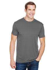 Bayside Unisex 4.5 oz., Polyester Performance T-Shirt BA5300