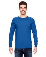 Bayside Adult 6.1 oz., 100% Cotton Long Sleeve T-Shirt BA6100