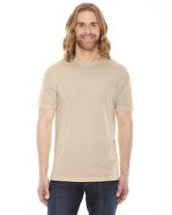 American Apparel Unisex Poly-Cotton USAMade Crewneck T-Shirt BB401
