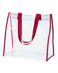 BAGedge Clear PVC Tote BE252