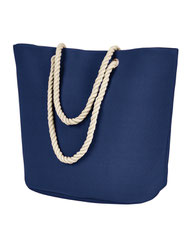 BAGedge Polyester Canvas Rope Tote BE256