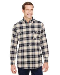Backpacker Men's Yarn-Dyed Flannel Shirt
