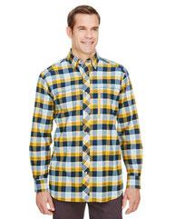 Backpacker Men's Stretch Flannel Shirt