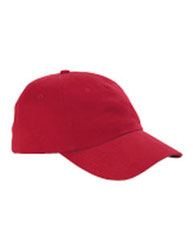 Big Accessories 5-Panel Brushed Twill Unstructured Cap BX008