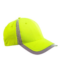 Big Accessories Reflective Accent Safety Cap BX023