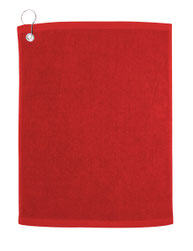 Carmel Towel Company Large Rally Towel with Grommet and Hook C1518GH