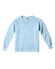 Comfort Colors Youth 5.4 oz. Garment-Dyed Long-Sleeve T-Shirt C3483