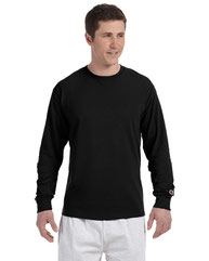 Champion Adult 5.2 oz. Long-Sleeve T-Shirt CC8C