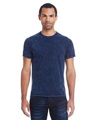 Tie-Dye Adult 5.4 oz., 100% Cotton Vintage Wash T-Shirt