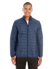 Core 365 Men's Prevail Packable Puffer Jacket CE700