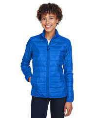Core 365 Ladies' Prevail Packable Puffer Jacket CE700W