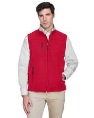 Devon & Jones Men's SoftShell Vest D996
