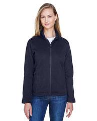 Devon & Jones Ladies' Bristol Full-Zip Sweater Fleece Jacket DG793W