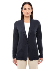 Devon & Jones Ladies' Perfect Fit™ Shawl Collar Cardigan DP462W