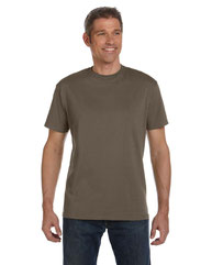 econscious Men's 5.5 oz., 100% Organic Cotton Classic Short-Sleeve T-Shirt EC1000