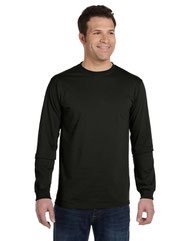 econscious Men's 5.5 oz., 100% Organic Cotton Classic Long-Sleeve T-Shirt EC1500
