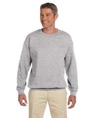 Hanes Adult 9.7 oz. Ultimate Cotton® 90/10 Fleece Crew F260