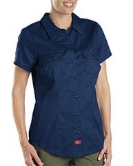 Dickies 5.25 oz. Short-Sleeve Work Shirt FS574