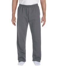 Gildan Adult DryBlend® Adult 9 oz., 50/50Open-Bottom Sweatpants
