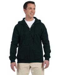 Gildan Adult DryBlend® Adult 9 oz., 50/50 Full-Zip Hood G126