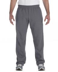 Gildan Adult Heavy Blend™ Adult 8 oz., 50/50 Open-Bottom Sweatpants